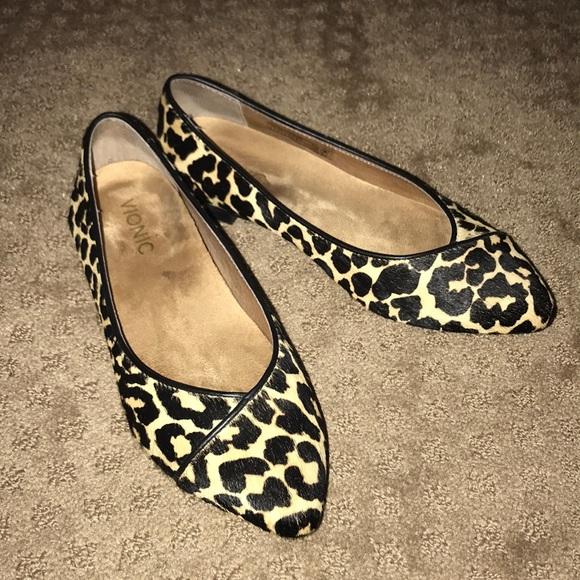 Vionic Shoes   Vionic Caballo Leopard